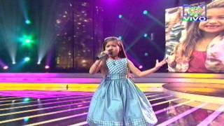 getlinkyoutube.com-Cucurrucucú Paloma Shaira   Gala Final