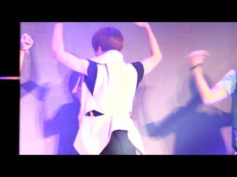 120616 SHINee - Etude - Sherlock - focus Taemin