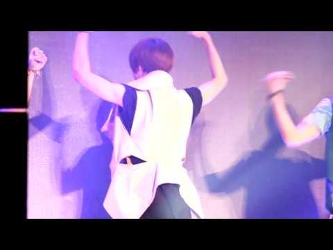 120616 SHINee - Etude - Sherlock - focus Taemin