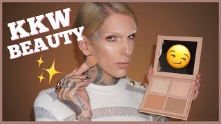 KIM-K-DRAMA-KKW-POWDER-CONTOUR-HIGHLIGHT-KIT-REVIEW-Jeffree-Star width=