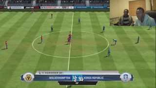 getlinkyoutube.com-[한글자막/Korean Subtitle] FIFA 13 | 2 Blacks vs The World #1