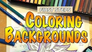 getlinkyoutube.com-Coloring Backgrounds : First Steps