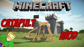 getlinkyoutube.com-Minecraft Catapult Mod 1.6.4 [German][Tutorial]