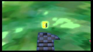getlinkyoutube.com-Super Luigi Galaxy Playthrough - Ghostly Galaxy: Matter Splatter Mansion (Hidden)