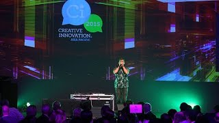 getlinkyoutube.com-Tom Thum performing at Creative Innovation 2015 (Ci2015)