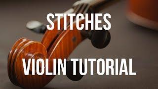 getlinkyoutube.com-Violin Tutorial: Stitches