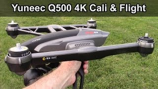 getlinkyoutube.com-Yuneec Q500 4K Typhoon Mag Calibration or Compass Calibration and Maiden Flight