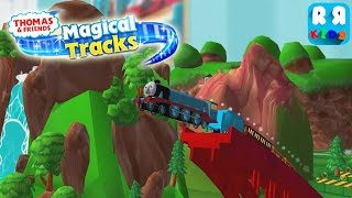 getlinkyoutube.com-Thomas and Friends: Magical Tracks - Kids Train Set - Play with Gordon the Big Engine