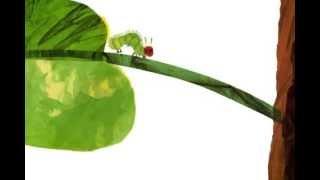 getlinkyoutube.com-英語読み聞かせ はらぺこあおむし The very hungry caterpillar