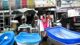 getlinkyoutube.com-ผู้หญิงขายเรือ