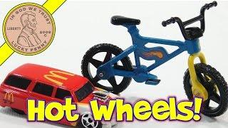 getlinkyoutube.com-Hot Wheels Cars 16-Toy 2000 Set, McDonald's Retro Happy Meal Toy Series