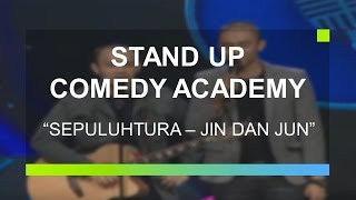 getlinkyoutube.com-Sepuluhtura - Jin dan Jun (Stand Up Comedy Academy)