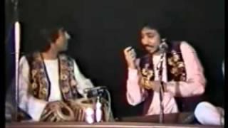 Ustad Hamid Ali Khan and Ustad Taari Khan Sawal Jawab