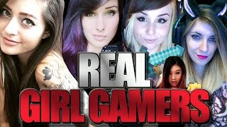 getlinkyoutube.com-REAL GIRL GAMERS On Twitch And Youtube! (2MGoverCsquared, Kiwo & More!)