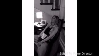 getlinkyoutube.com-Ashley Benson's snapchat videos - BTS OF PLL!!