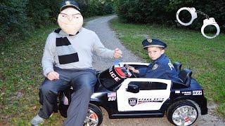 getlinkyoutube.com-Little Heroes BAD COP a YouTube Silly Kids Video with Officer Ryan