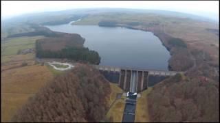 getlinkyoutube.com-Thruscross shameless drone selfie, North Yorkshire, UK