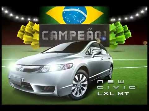Video Honda Caiuas