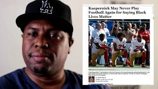 NFL Protest of President Trump & the difference between Lebron James and Kaepernick