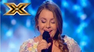 getlinkyoutube.com-Young girl sings an Adele «Set Fire To The Rain». The X Factor - TOP 100