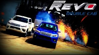 Toyota Hilux Revo | Double Cab 2.8G (4x4 & PreRunner)