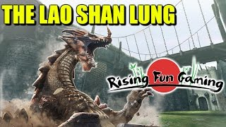 Monster Hunter XX: The Lao Shan Lung with Gaijinhunter (Blind experience)