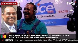 Le Président Des Républicains Georges Gilbert BAONGLA sur VOICE FM