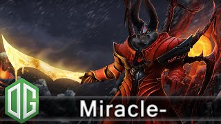 getlinkyoutube.com-OG. Miracle- Doom Gameplay - Rampage !!!  - Ranked Match - OG Dota 2