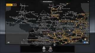ETS 2 - Falando Sobre a Atualização do Mapa Brasil Total v.  4.3