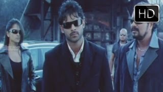 Billa Movie - Best Action Scene By Prabhas In Billa