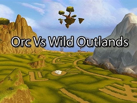 World of Warcraft: Orc vs Wild Outlands (WoW Machinima)
