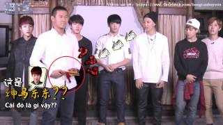 getlinkyoutube.com-[BangTanSodamn][Vietsub] 150204 BTS - Idol Show Ep 2