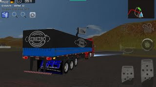 getlinkyoutube.com-Grand truck simulator Skin para scania R580 skins para grand truck simulator