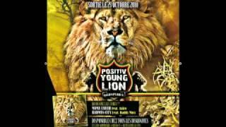 Positiv young lion - Badman city