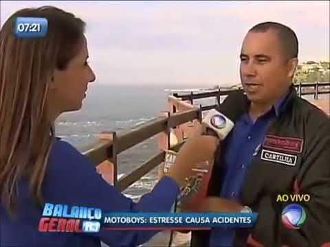 Balanço Geral - Entrevista Alfredo Cartilha