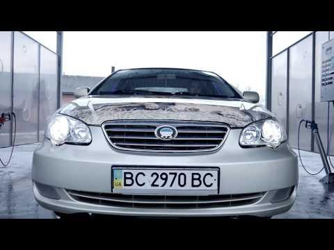 Китайська Toyota Corolla