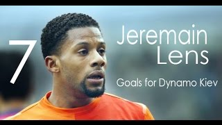getlinkyoutube.com-Jeremain Lens 7 | Midfielder | Dynamo Kiev | Goal 2014 | HD