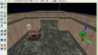 getlinkyoutube.com-Unreal Tournament 3 Editor: Scripting and animation (Kismet and Matinee) Part 01