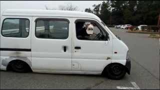 getlinkyoutube.com-slammed suzuki every van