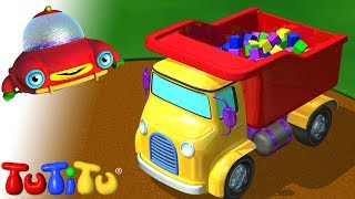 getlinkyoutube.com-TuTiTu Toys | Truck