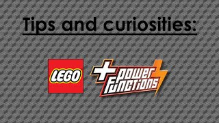 getlinkyoutube.com-LEGO Tips and Curiosities: Power Functions by Sheepo