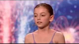 getlinkyoutube.com-Ballet Dancer on Talent Show