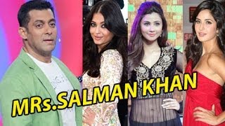getlinkyoutube.com-8 Actresses Salman Khan Could Have Married !