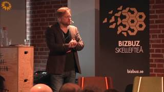 TGN17 - David Eriksson on Innovation for the Experience Age