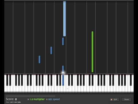 Synthesia Final Fantasy X-2 - 1000 Words