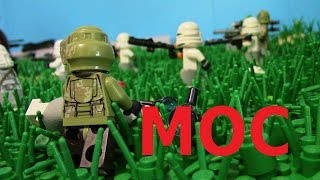 getlinkyoutube.com-LEGO Star Wars: The Battle of Ord Mantell MOC