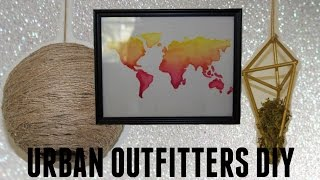 getlinkyoutube.com-DIY ROOM DECOR: URBAN OUTFITTERS INSPIRED