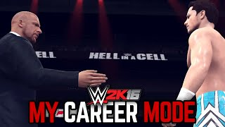 "WWE 2K16 My Career Mode - Ep. 31- ""AUTHORITY OR NAH?!"" [WWE MyCareer PS4/XBOX ONE/NEXT GEN Part 31]"