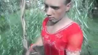 getlinkyoutube.com-مرد در لباس زن                 als frau gekleidet