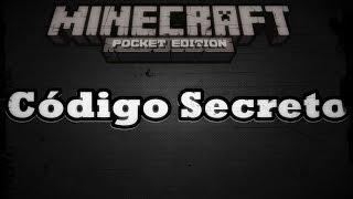 Segredos do Minecraft PE #3 Código Secreto